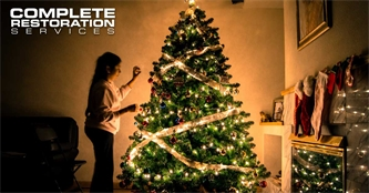 Fire Safety Tips for Christmas (Christmas Tree and Christmas Lights Safety Tips!)
