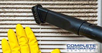 Periodic Duct Cleaning Helps Prevent Mold in Your Home
