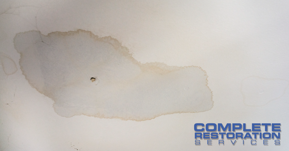 What Are The Dangers of a Wet Ceiling in My Home?