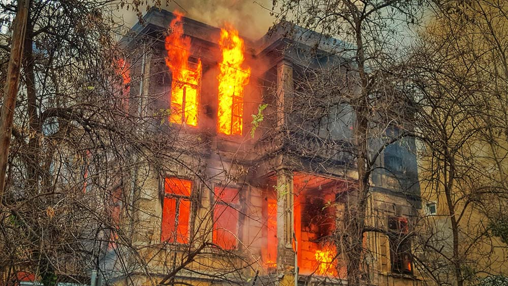 What is Complete Restoration Services Fire Damage Restoration Process?