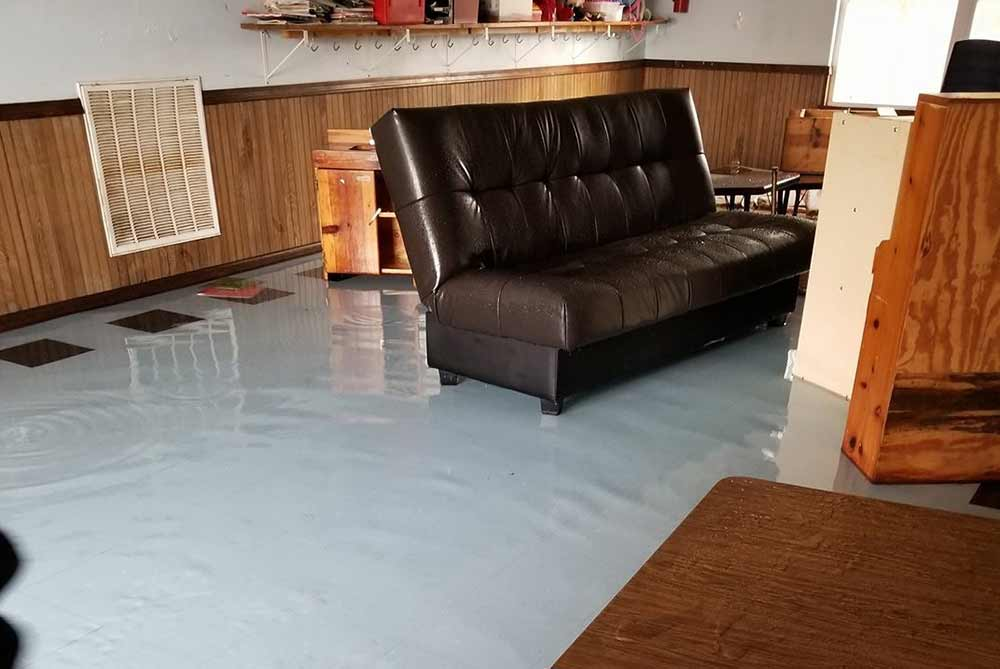 Commercial Flooding and Dry Out Services in Boise